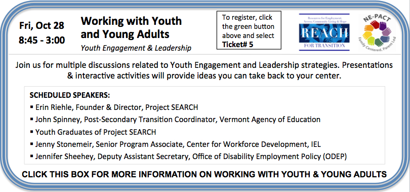 youth engagement info