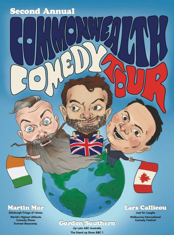 Commonwealth Comedy Tour