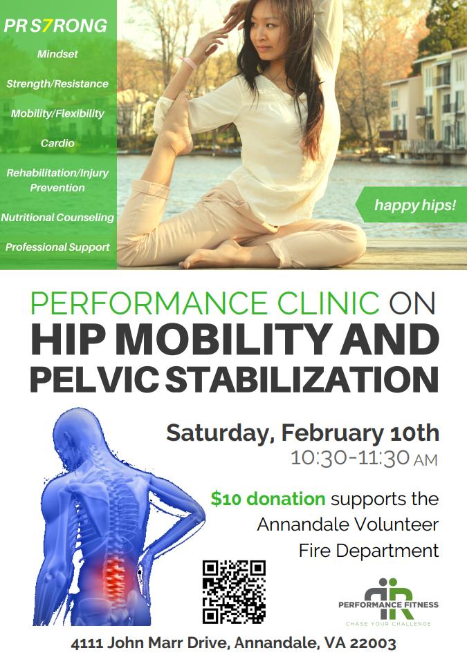 Happy Hips Seminar Clinic