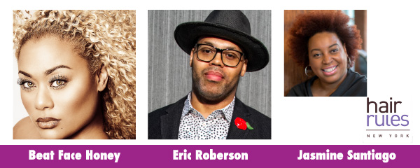 Beat Face Honey, Eric Roberson, Jasmine Santago