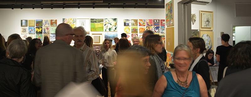 Exposition de collecte de fonds de 2015