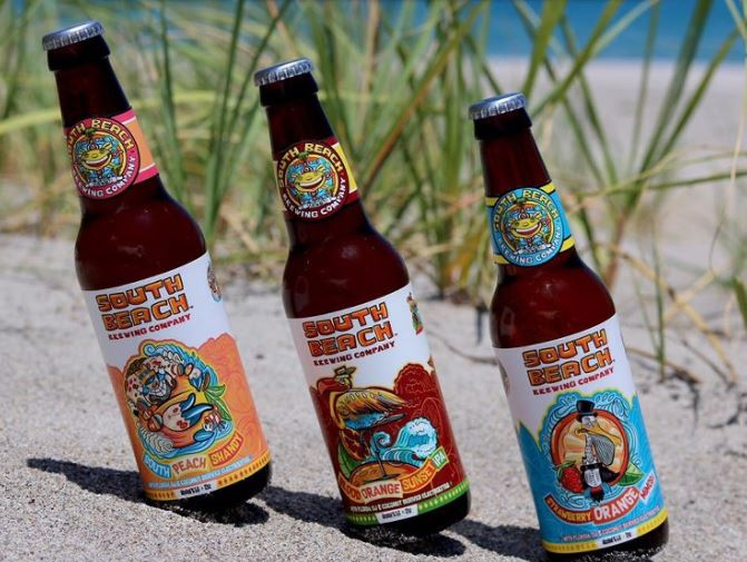South Beach Brewing Signature Beers