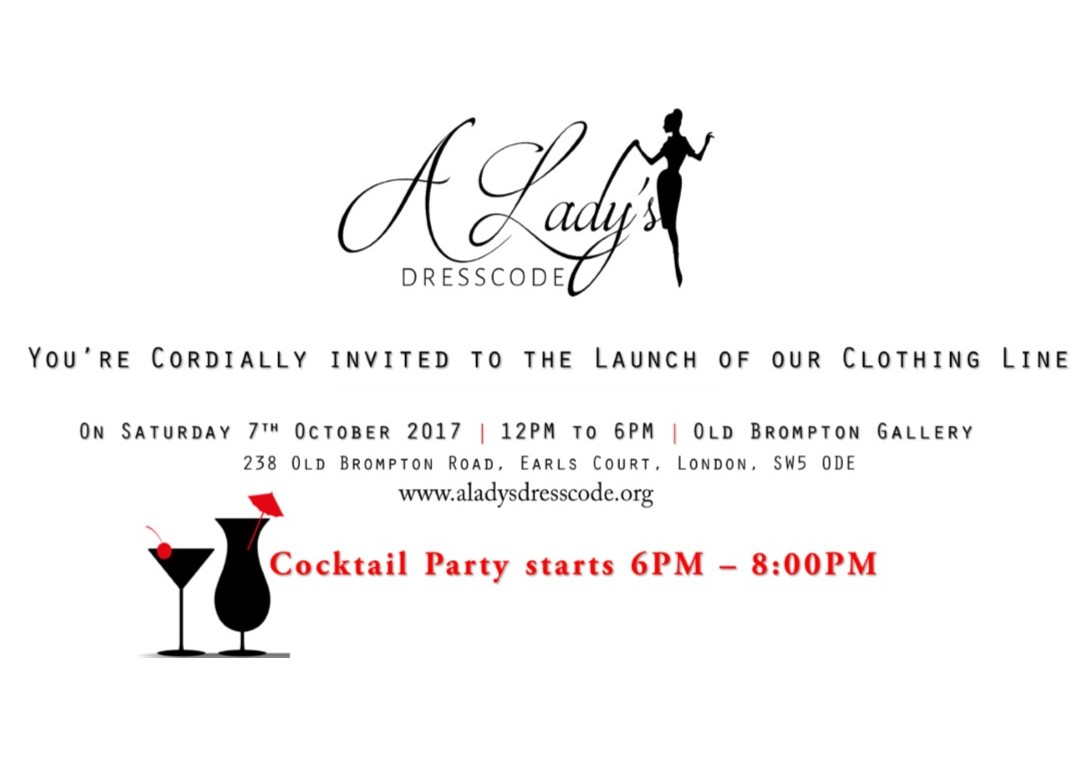 Launch of New Clothing Line