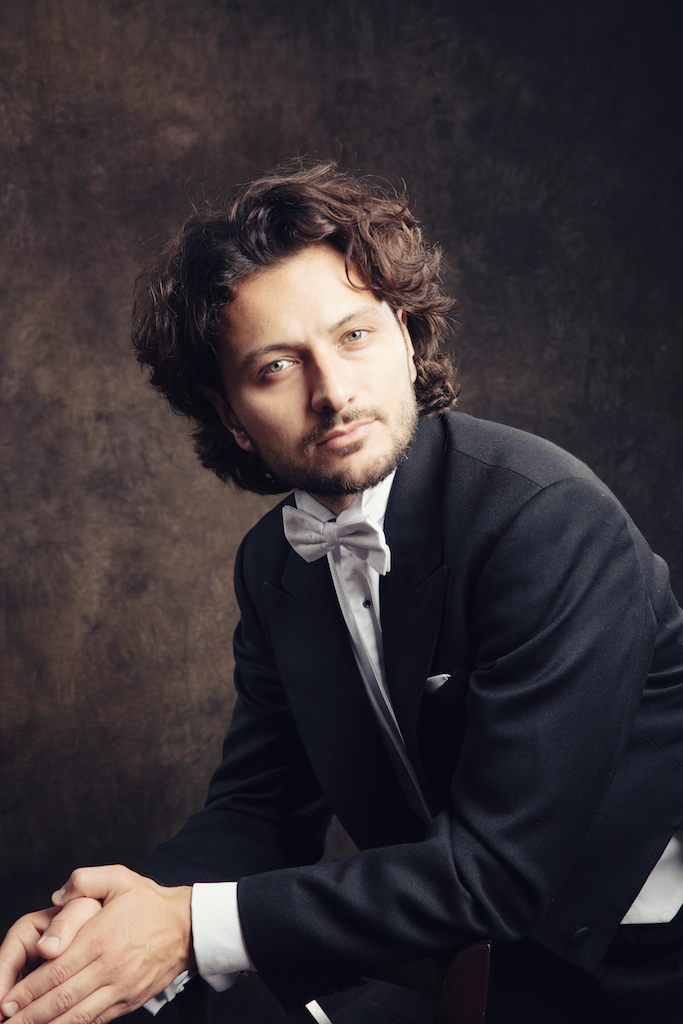Vasili Karpiak Italian Opera Tenor