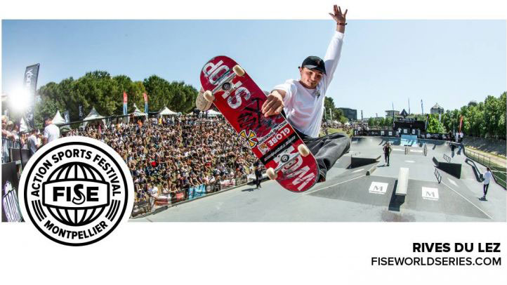 Fise World Montpellier 2019