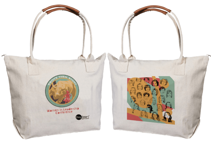 Women in Leadership Bag Representing the 24 Women CEOs of the Fortune 500
