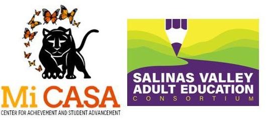 SVAEC & Mi Casa Logos