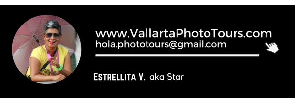 vallarta photo tours + tours by Star + Estrellita Velasco Photographer 001