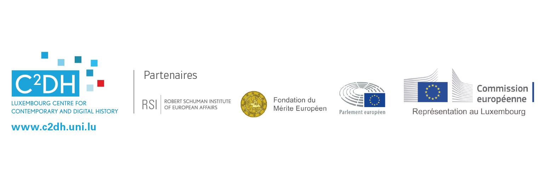 Logos partenaires Juncker conference