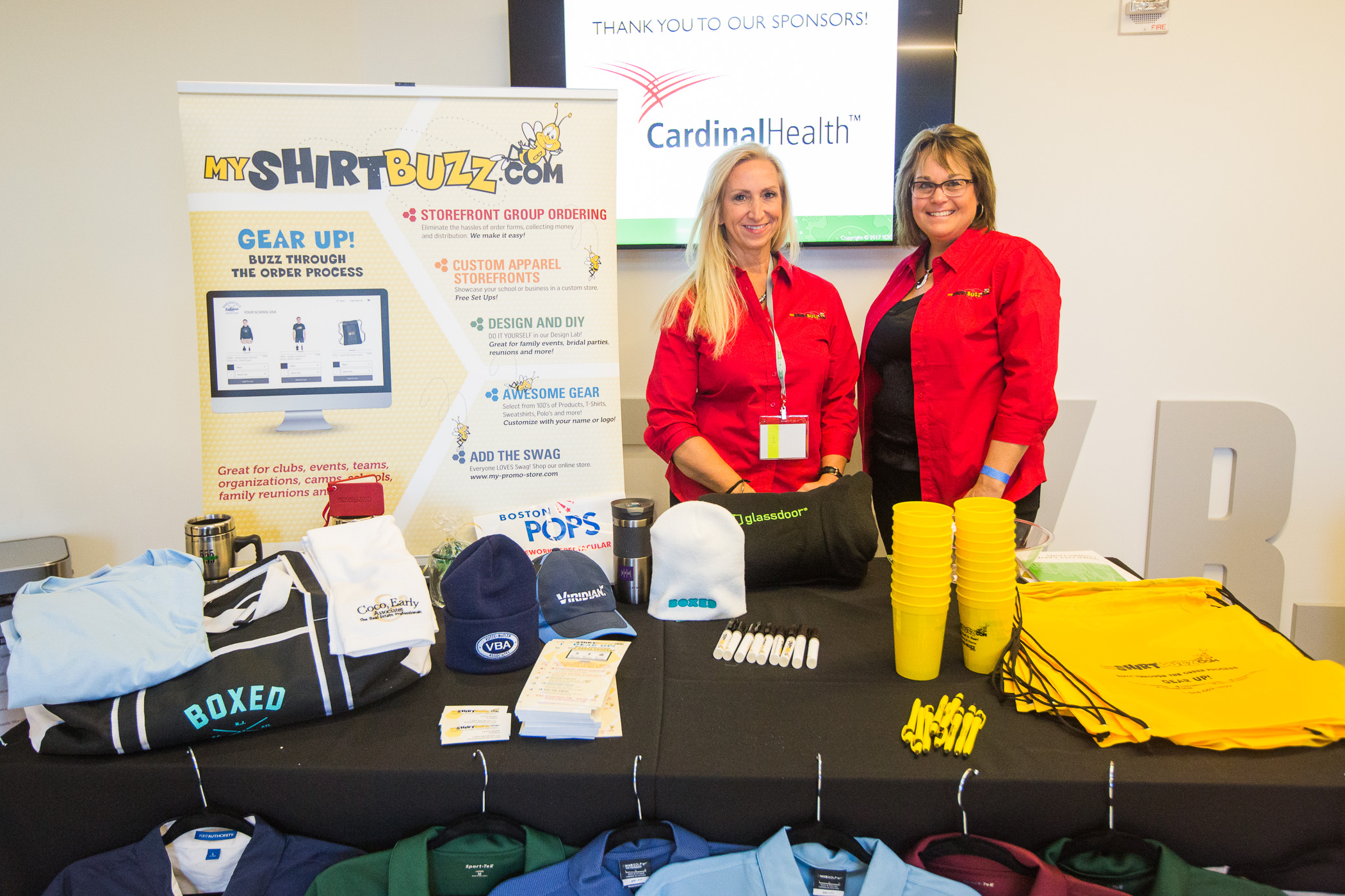 2017 Conference's Marketplace