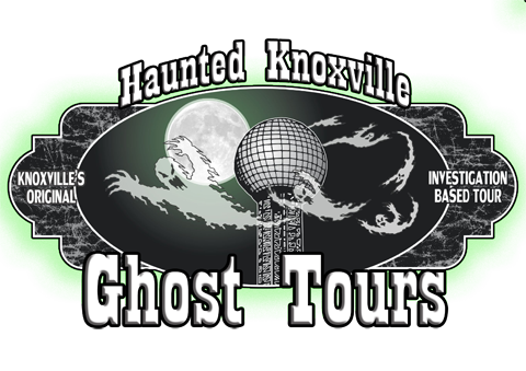 Haunted Knoxville Ghost Tours Logo