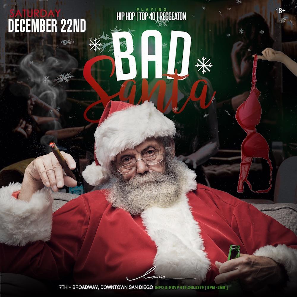 Lair Bad Santa