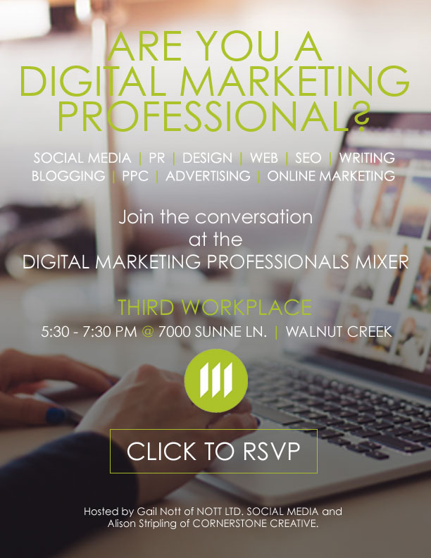 Digital Marketing Professionals Mixer