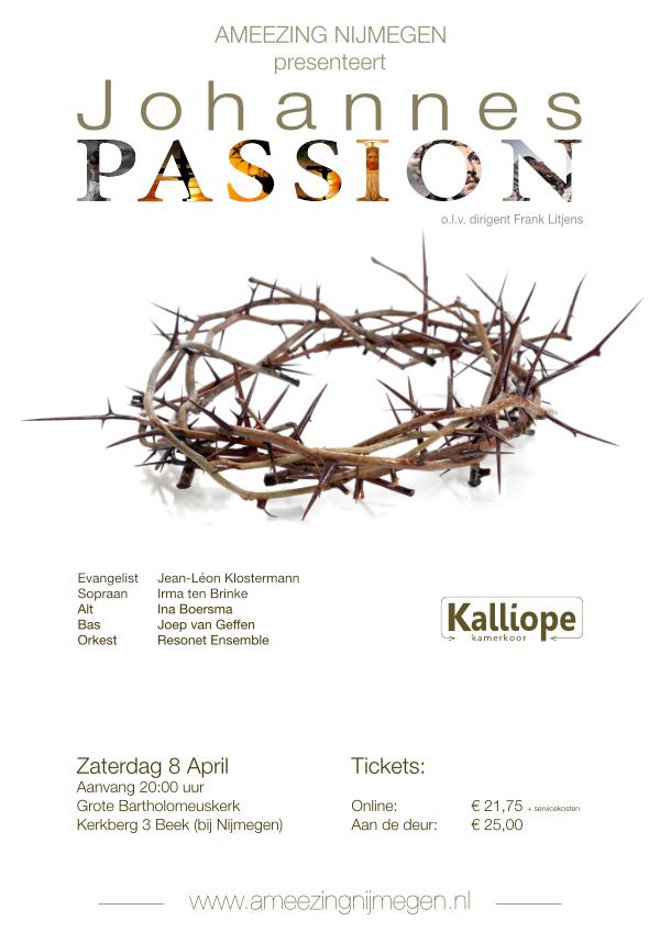 Ameezing Nijmegen 2017 - Johannes Passion