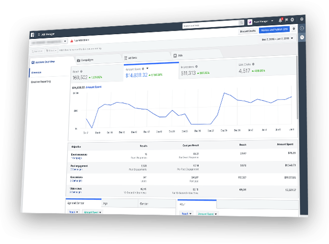 Facebook ads business manager training