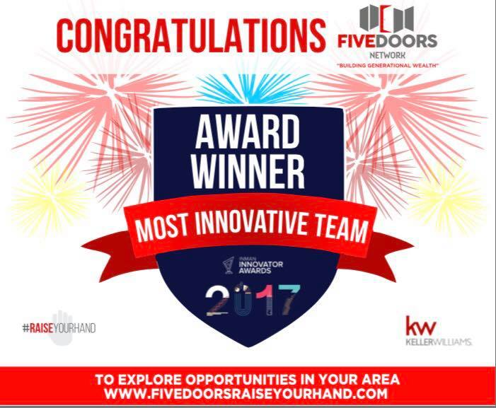 Inman Award 5 Doors