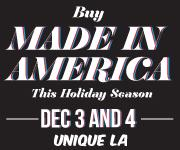 The 4th Annual UNIQUE LA Holiday Show