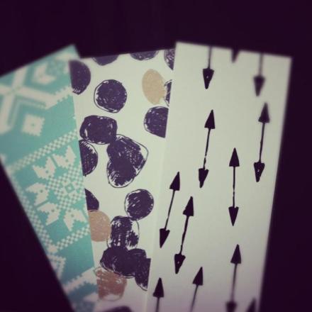 Set of Free UNIQUE Bookmarks