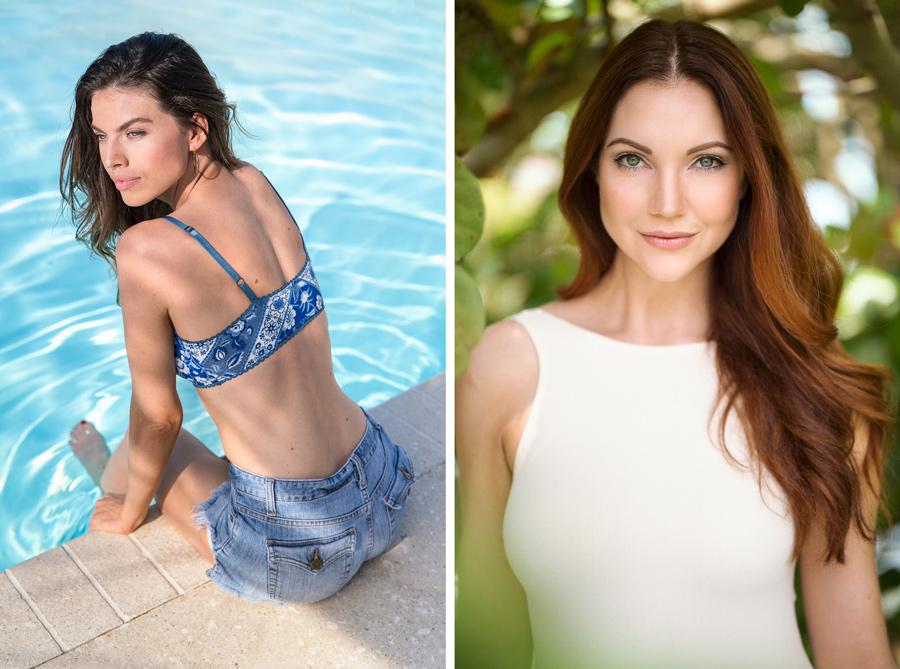 Beachside Resort Portraits