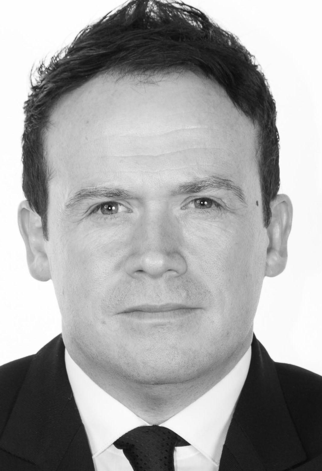 Presenter David Campbell
