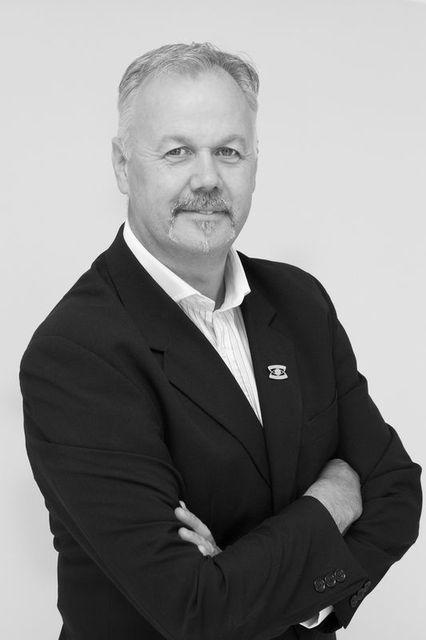 Presenter Gerry Hynes