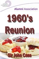 Alumni Reunion for students & staff of the 1960's
