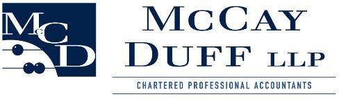 The McCay Duff logo
