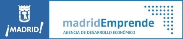 Madrid Emprende por el Ayuntamiento de Madrid