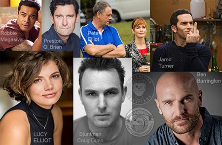 Dirty Rotten Thespians - Our NZ Celebrities