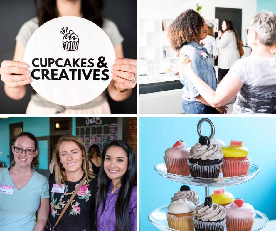 Cupcakes and Creatives winston-salem