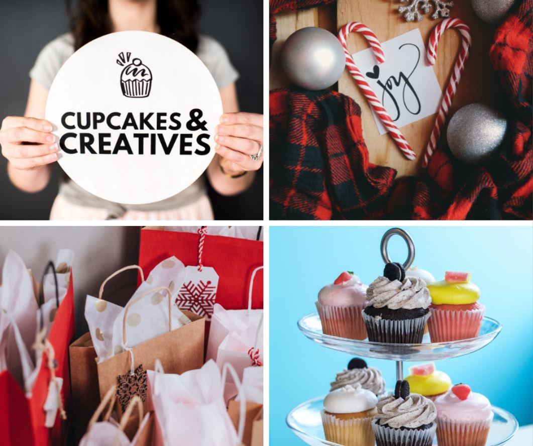 Cupcakes and Creatives winston-salem