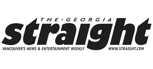Georgia Straight logoo