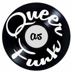 Queer as Funk logo