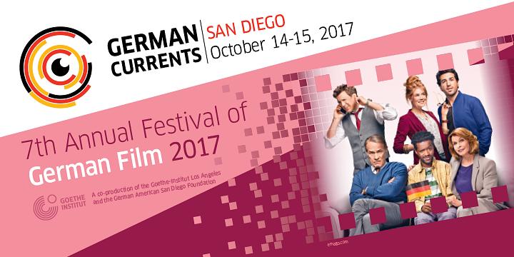 GERMAN CURRENTS Film Festival 2017