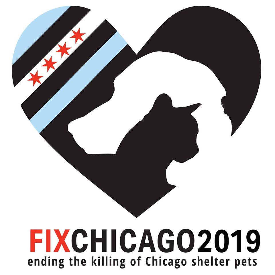 fix chicago logo