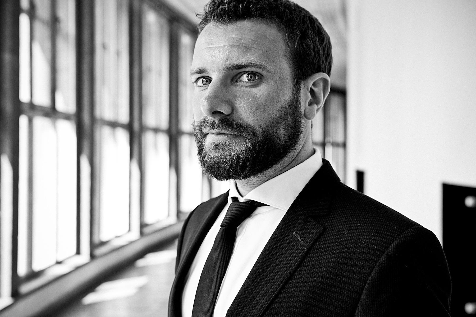 Christoph Berg; Foto: Fabian Stürtz