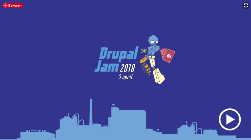 DrupalJam 2018 Aftermovie