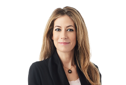 Catherine Sharp, Coprésidente du Cercle des Jeunes Leaders de la Fondation du CHU Sainte-Justine