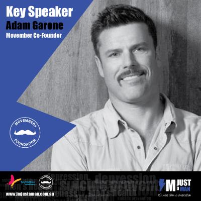 Adam Garone - Movember Co-Founder