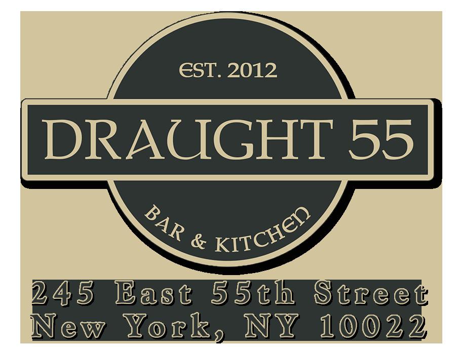 Draught 55 Logo