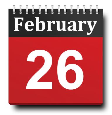 February 26, 2019