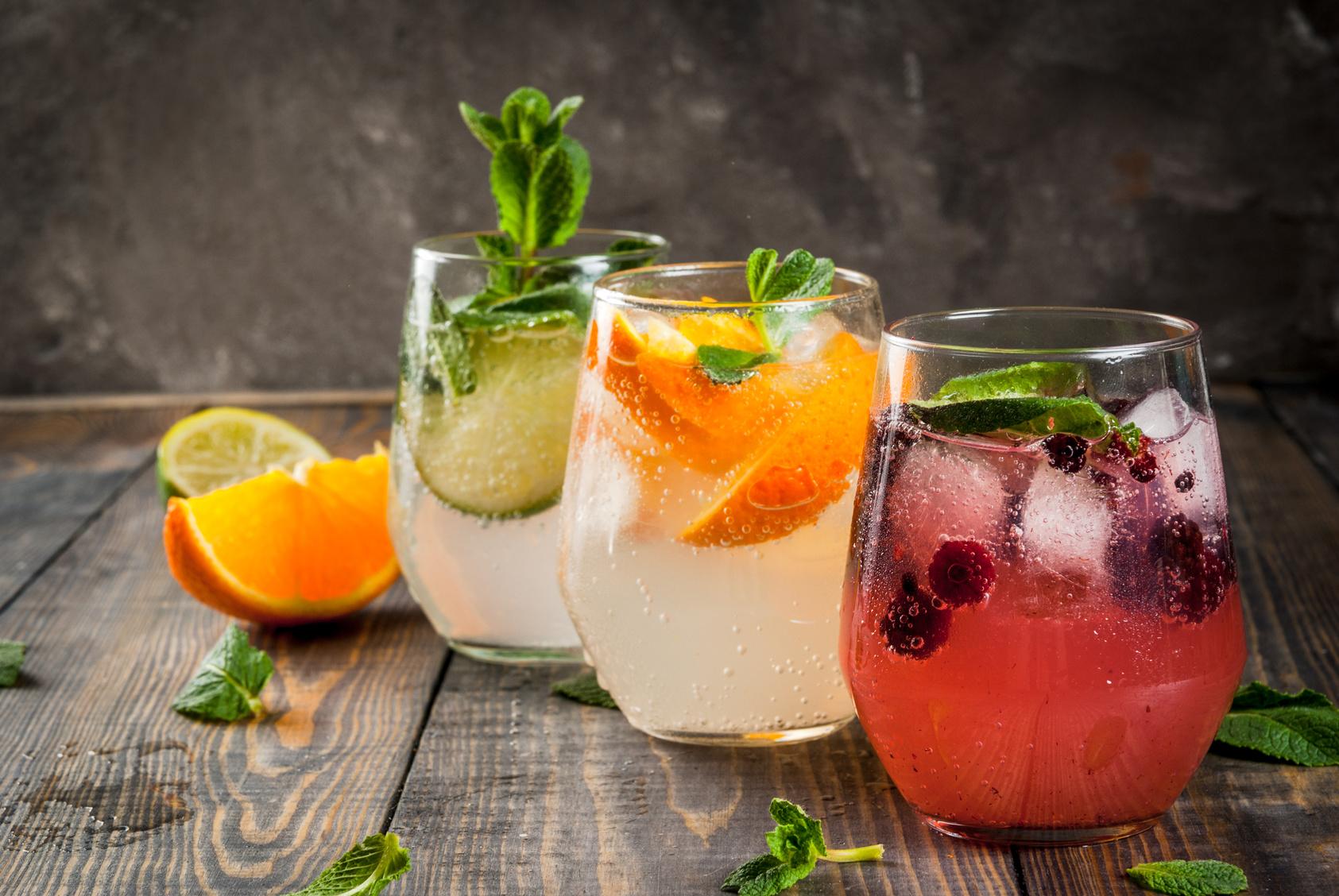 Gin-Tasting im Abacus