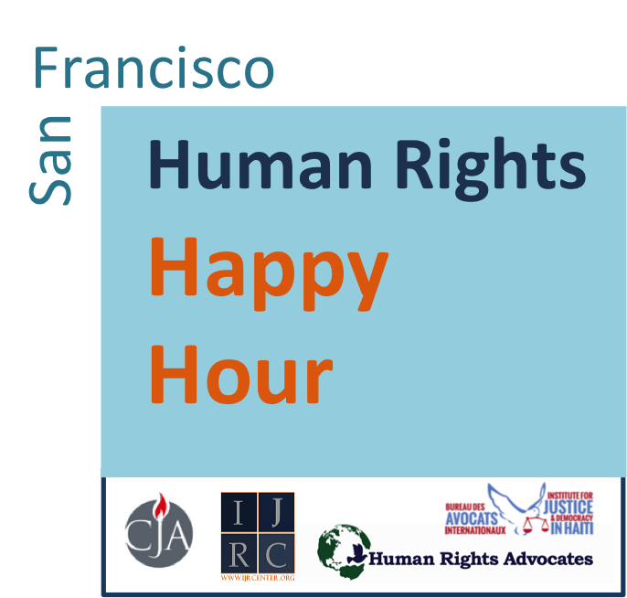 SF Human Rights Happy Hour - July