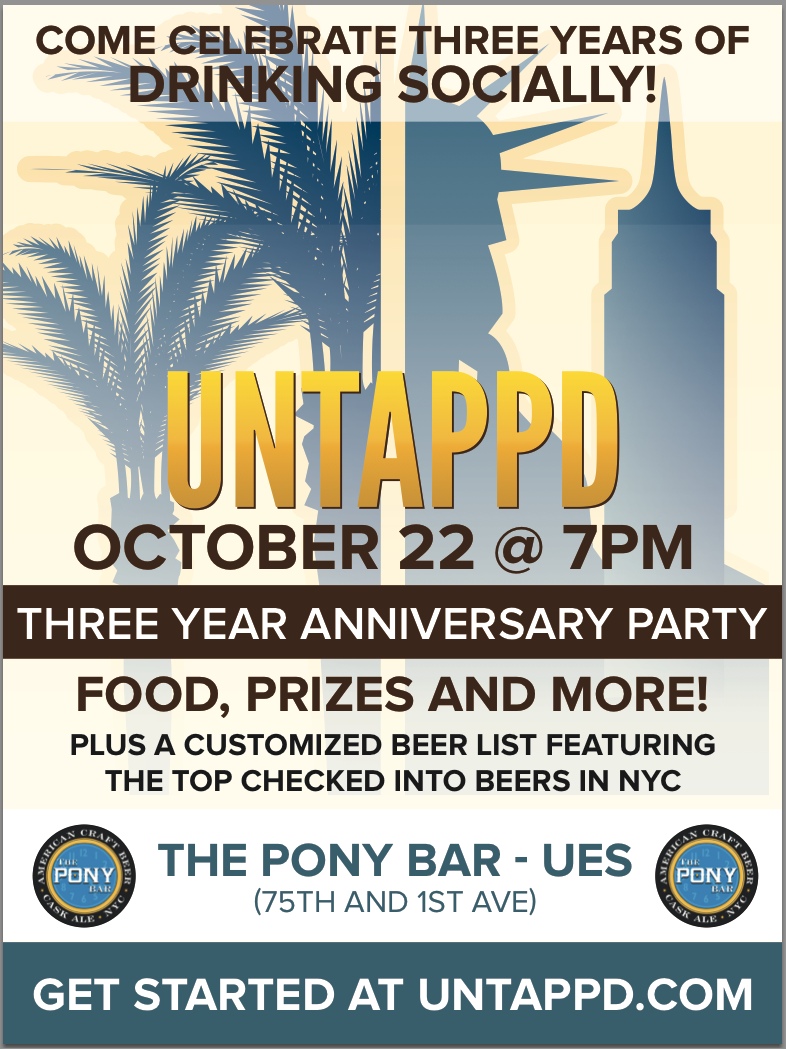 Untappd Party