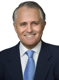 The Hon Malcolm Turnbull