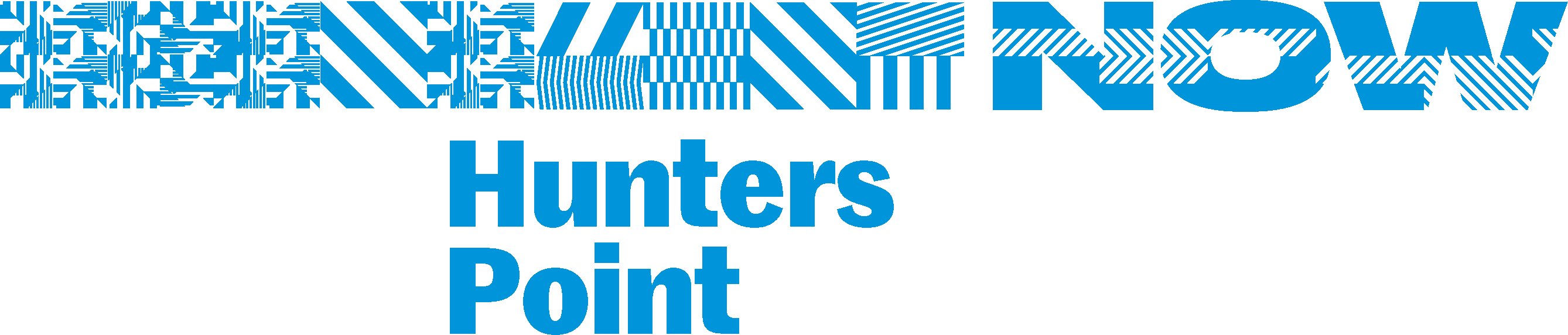 NOW Hunters Point logo
