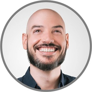 Headshot of Steve Pereira