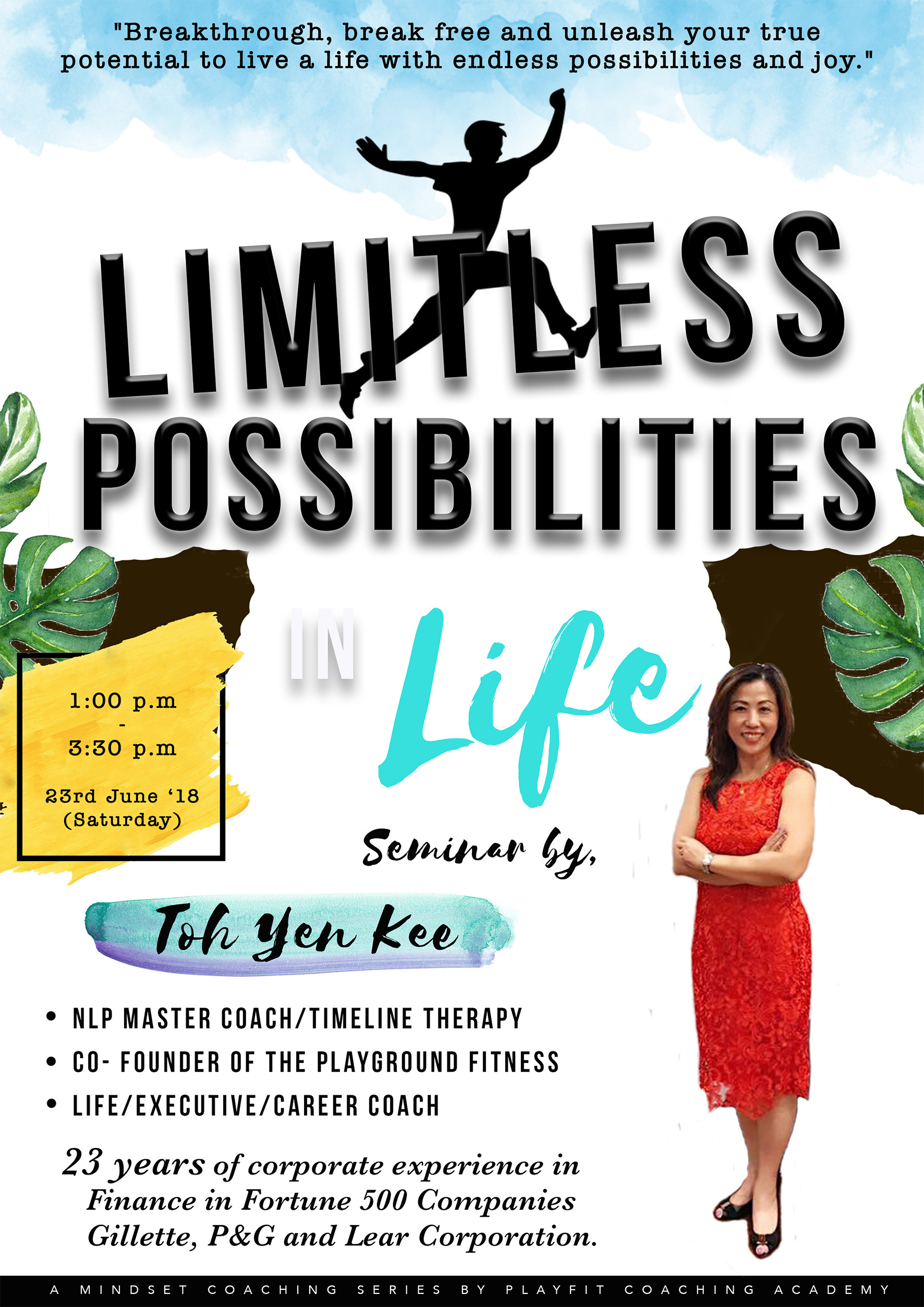 Limitless Possibilities In life