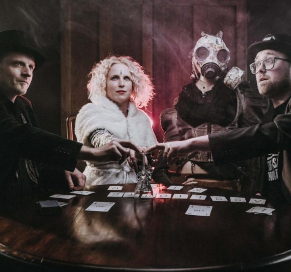 Prof Elemental & The Gaslight Troubadours