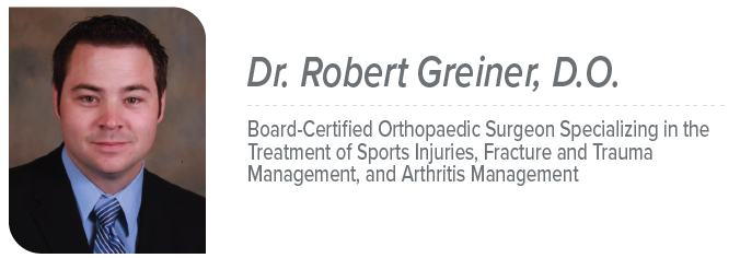 Dr. Robert Greiner